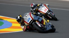 Scott Reddind, Marc VDS Racing Team, Valencia QP
