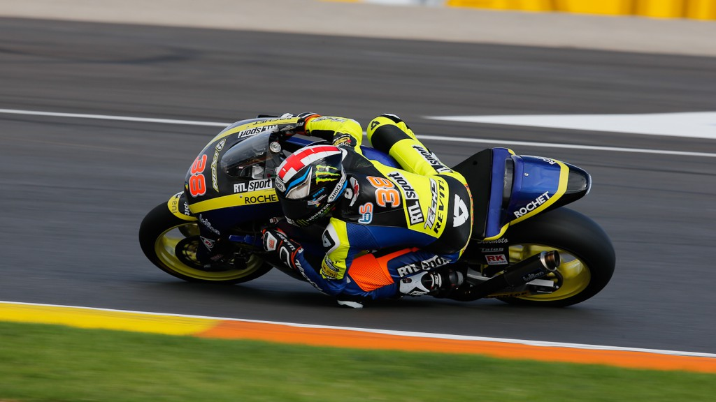 Bradley Smith, Tech 3 Racing, Valencia QP