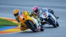 Efren Vazquez, Giulian Pedone, JHK t-shirt Laglisse, Ambrogio Next Racing, Valencia FP3
