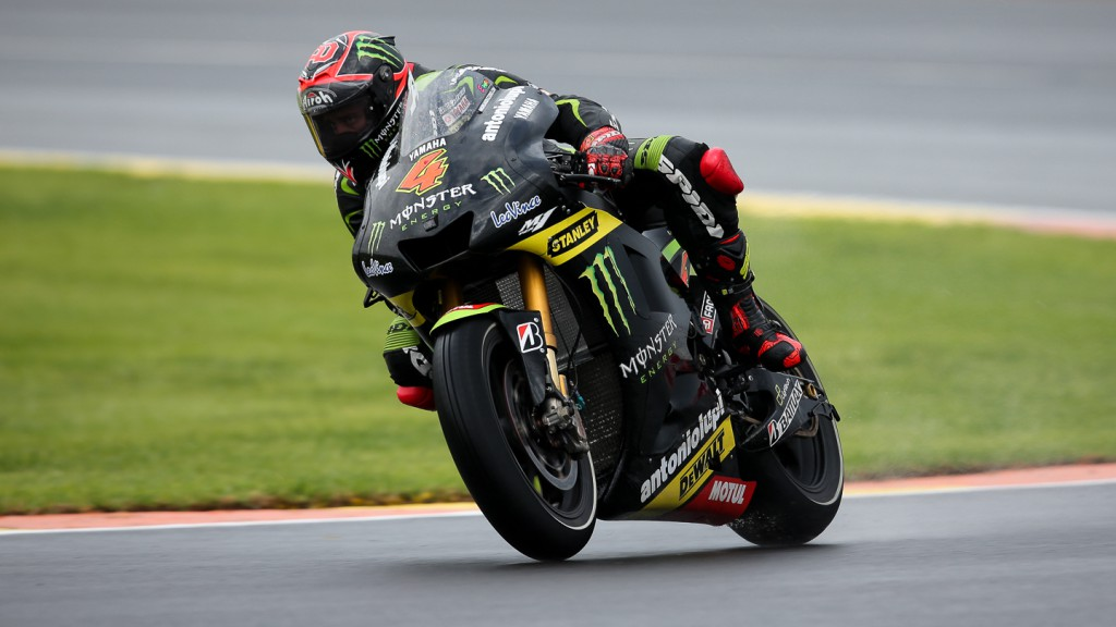 Andrea Dovizioso, Monster Yamaha Tech 3, Valencia WUP