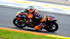 Sandro Cortese, Red Bull KTM Ajo, Valencia WUP