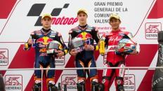 Kent, Cortese, Khairuddin, Valencia RAC