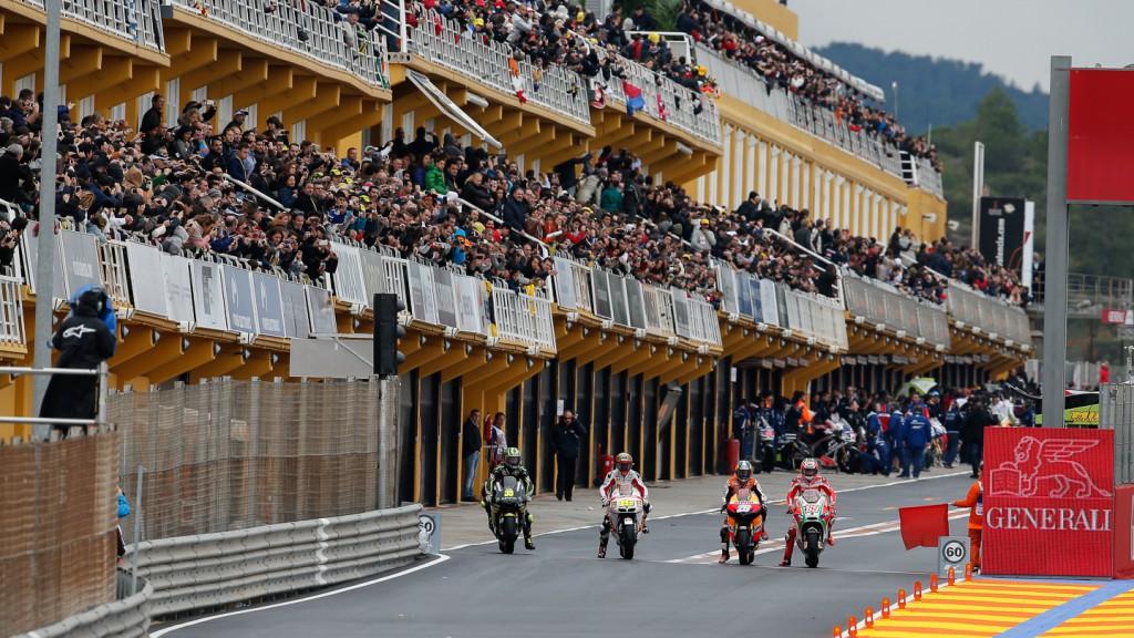 MotoGP RAC, Valencia RAC