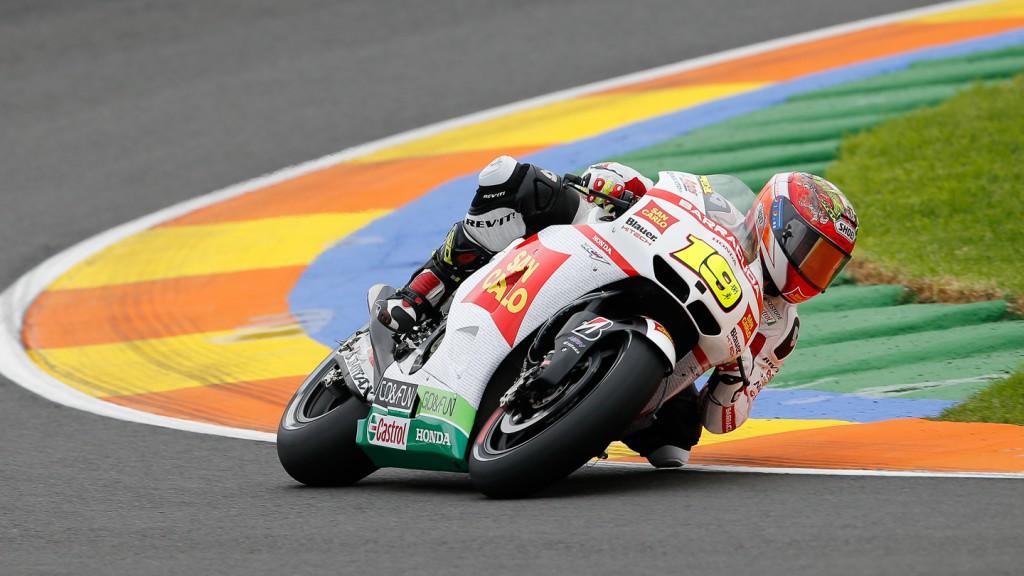 Alvaro Bautista, San Carlo Honda Gresini, Valencia RAC