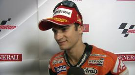 Pedrosa signs off 2012 with a win