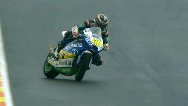 Valencia 2012 - Moto2 - RACE - Action - Julian Simon