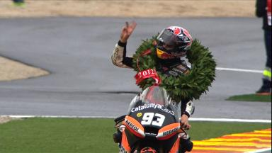 Valencia 2012 - Moto2 - RACE - Highlights