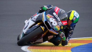 Valencia 2012 - Moto2 - WUP - Action - Pol Espargaro