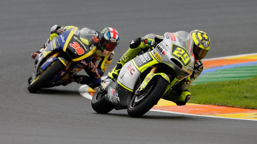 Andrea Iannone, Speed Master, Valencia RAC