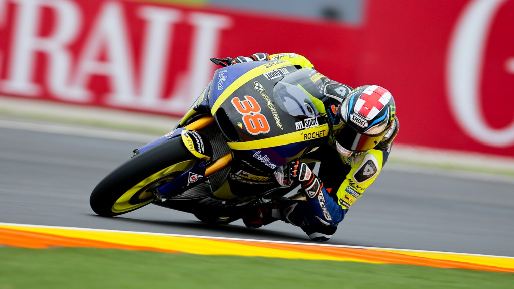 Bradley Smith, Tech 3 Racing, Valencia WUP