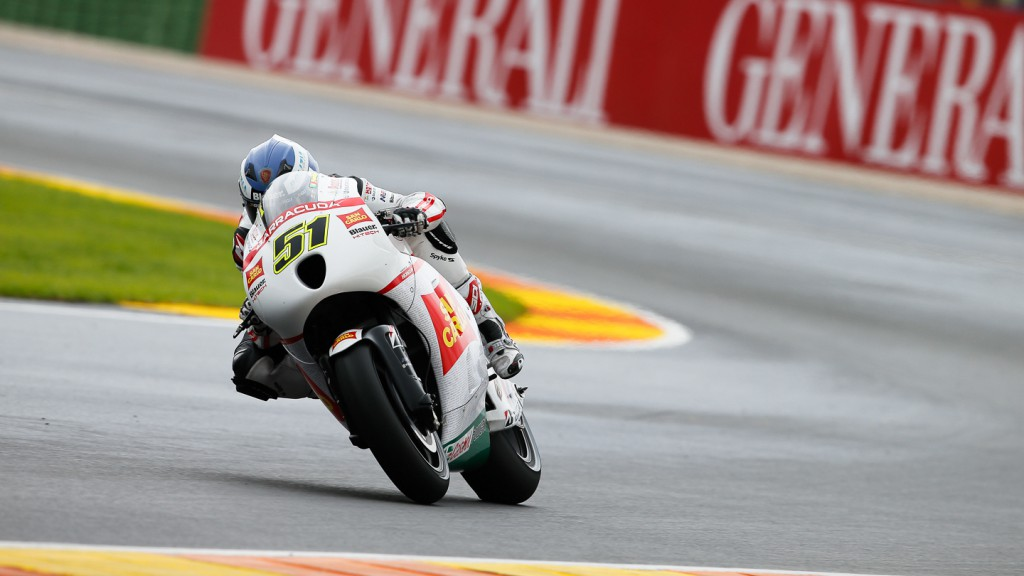 Michele Pirro, San Carlo Honda Gresini, Valencia RAC