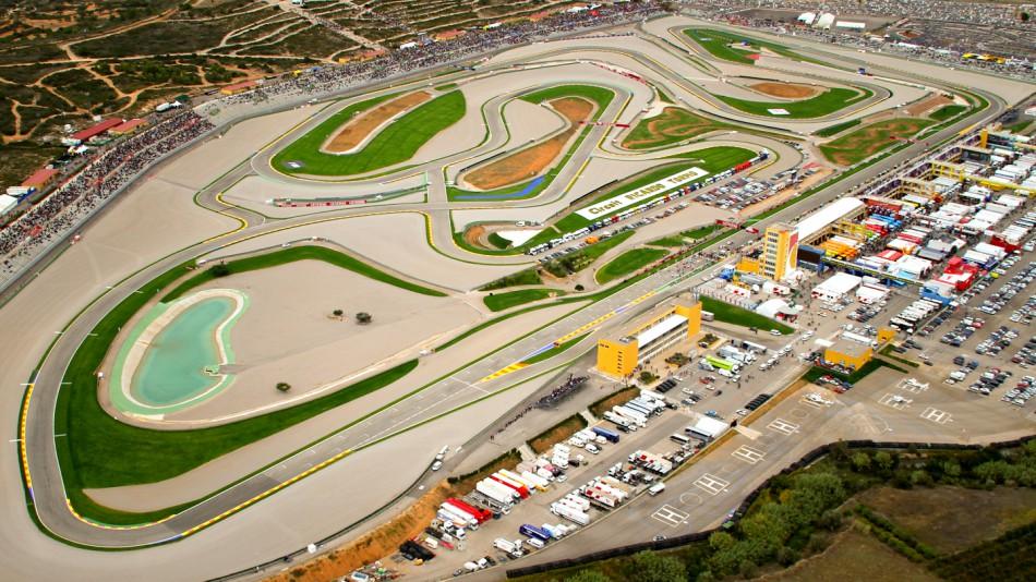 motogp.com · Circuit Ricardo Tormo