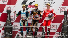 Simon, Marquez, Terol, Blusens Avintia, Team CatalunyaCaixa Repsol, Mapfre Aspar Team Moto2, Valencia RAC