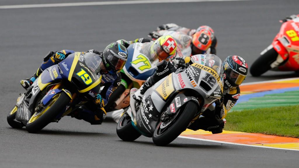 Moto2 Valencia RAC