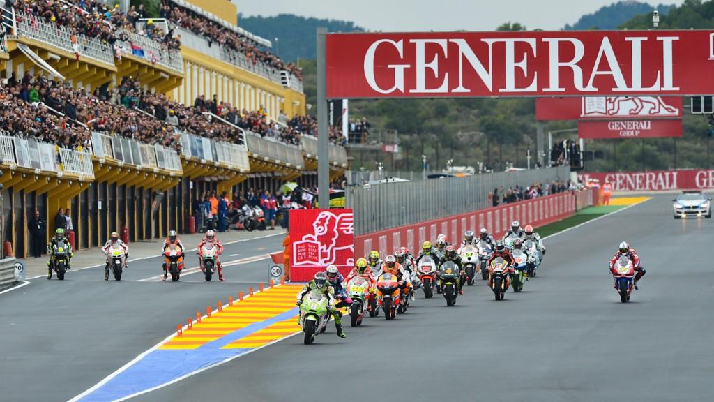 MotoGP Valencia RAC