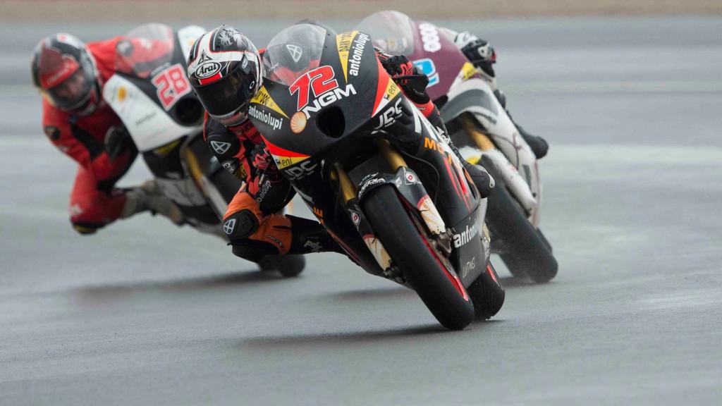Yuki Takahashi, NGM Mobile Forward Racing