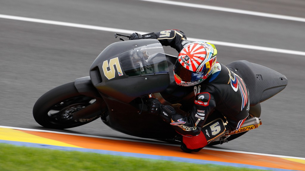 Johann Zarco, Came Iodaracing Project, Moto2 Test Valencia