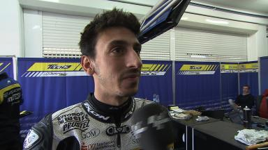 Rossi excited about Moto2 debut