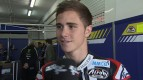 Kent on first ever outing on Moto2 bike