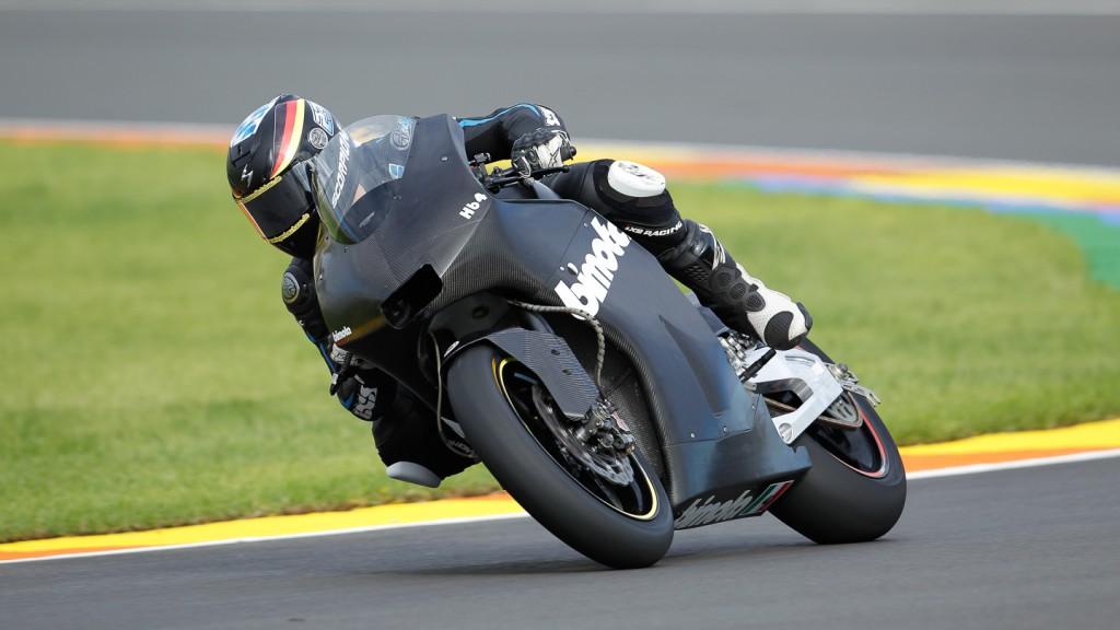 Marcel Schrotter, Desguaces La Torre SAG, Moto2 Test Valencia