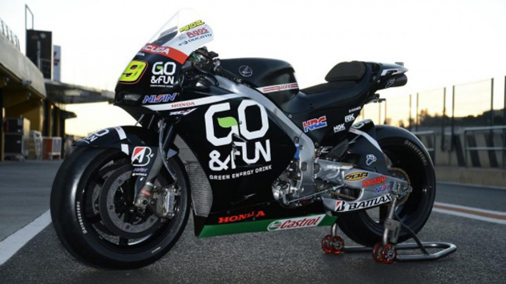 Team Go & Fun Honda Gresini