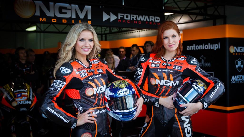 Paddock Girl, Gran Premio de la Comunitat Valenciana