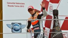 Casey Stoner, Repsol Honda Team, Valencia RAC