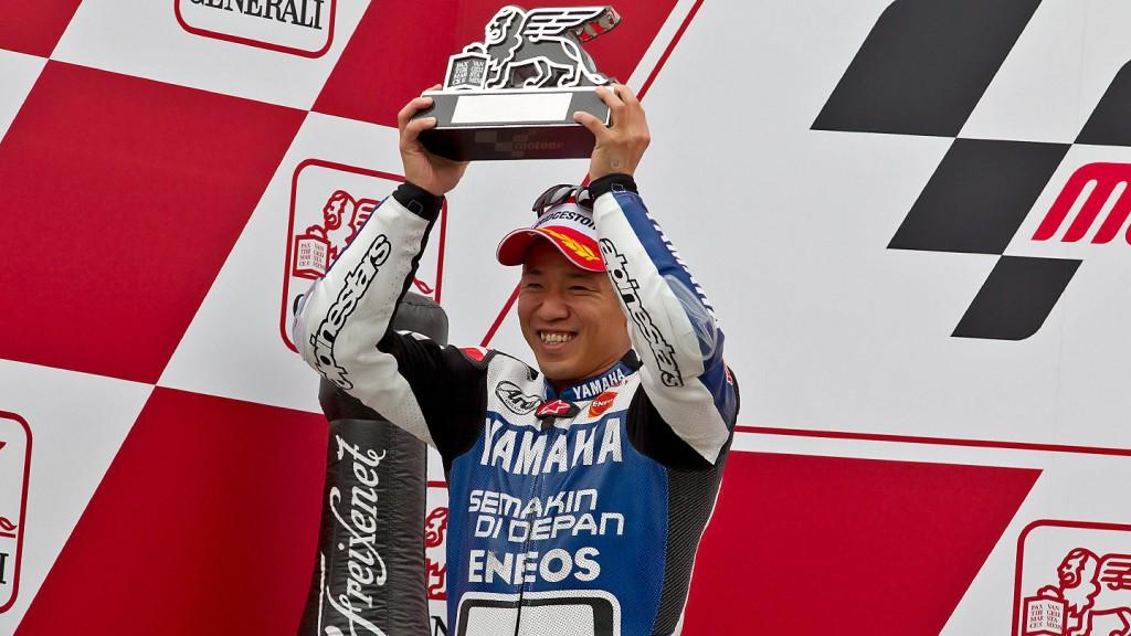 Katsuyuki Nakasuga, Yamaha Factory Racing, Valencia RAC