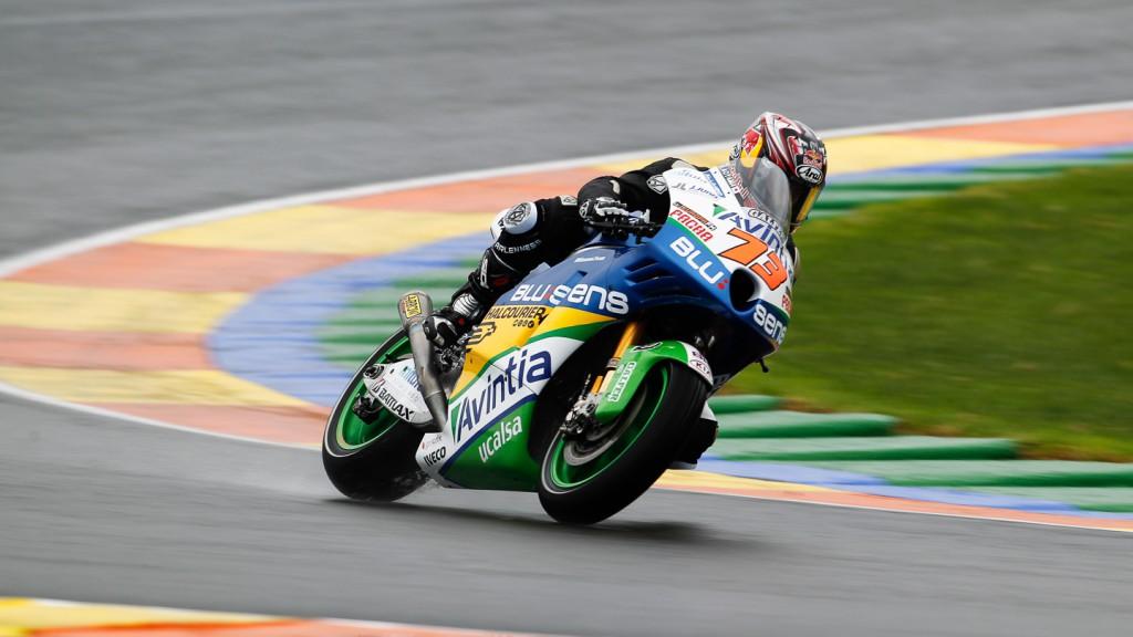 Hiroshi Aoyama, Avintia Blusens, MotoGP Valencia Test