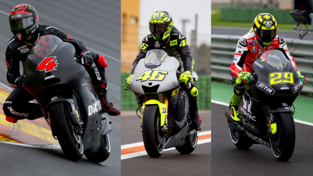 MotoGP Valencia Test
