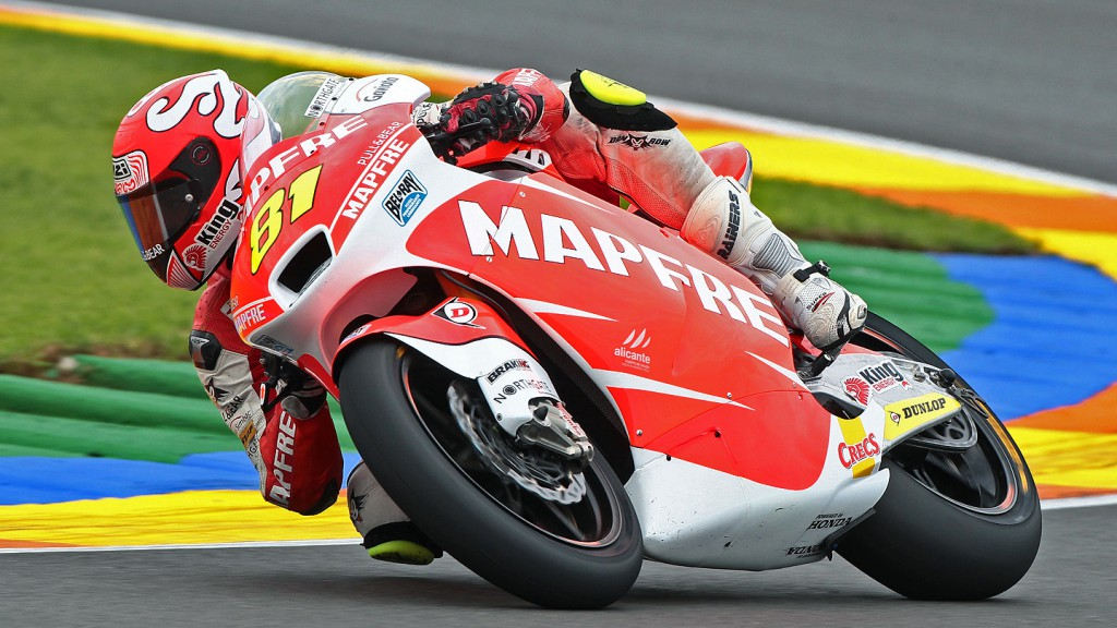 Jordi Torres, Mapfre Aspar Team Moto2, Moto2 Valencia Test