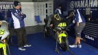 Yamaha Factory Racing complete MotorLand Aragon test