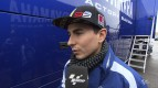 Lorenzo reviews Aragon test