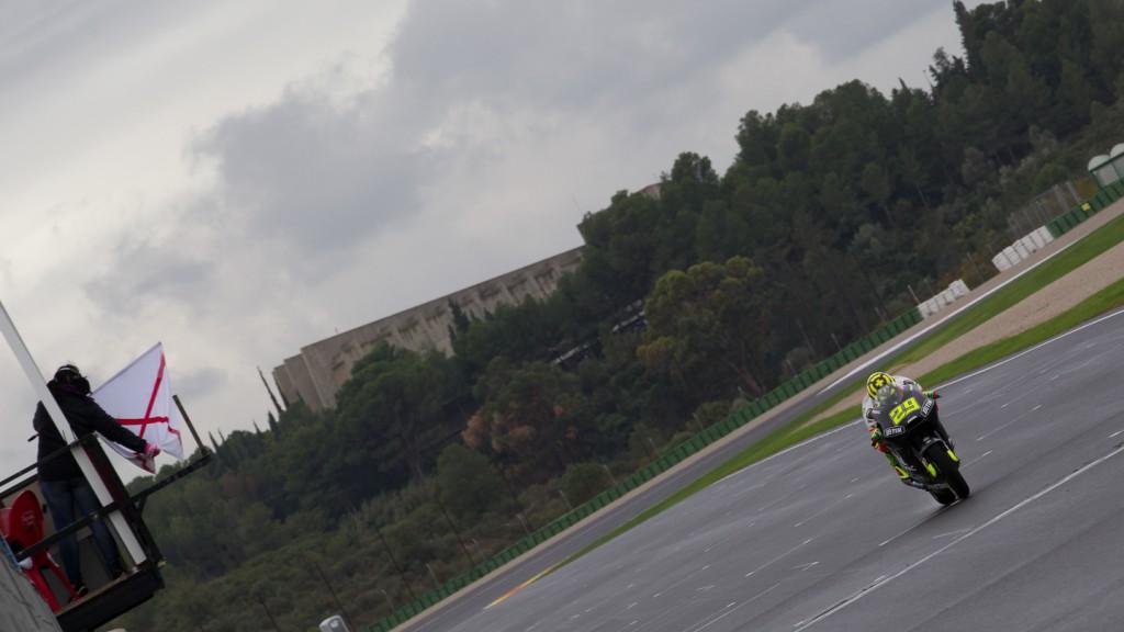 Andrea Iannone, Pramac Racing Team, MotoGP Valencia Test