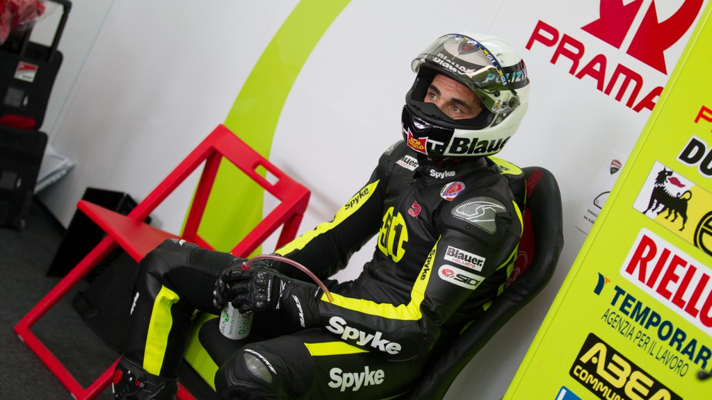 Michele Pirro, Pramac Racing Team, MotoGP Valencia Test
