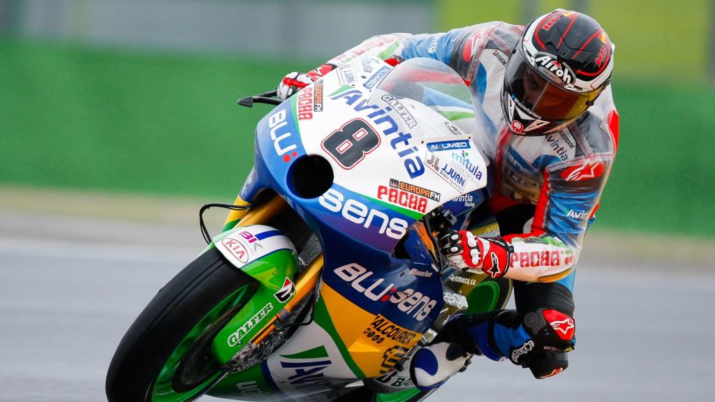 Hector Barbera, Avintia Blusens, MotoGP Valencia Test