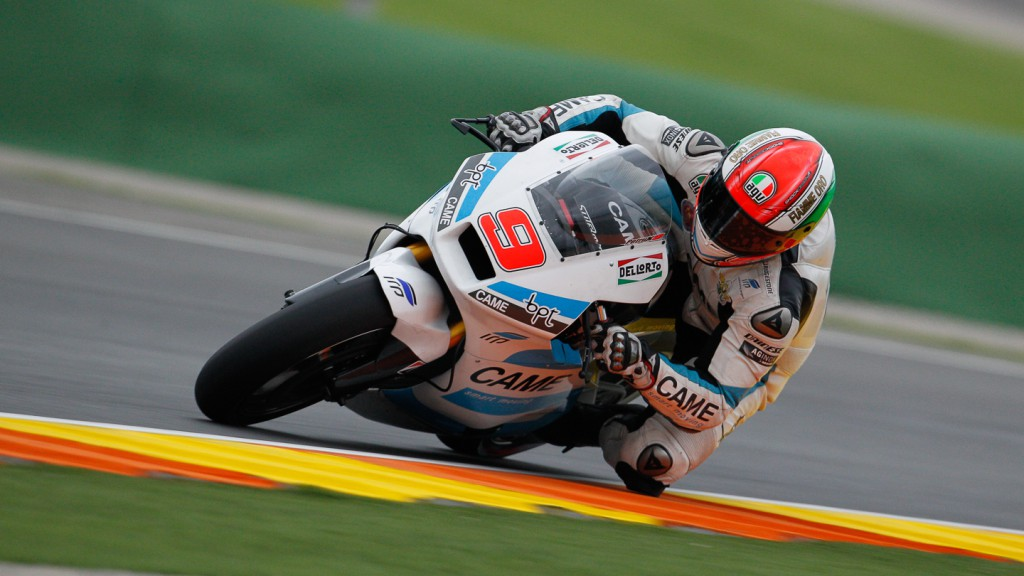 Danilo Petrucci, Came IodaRacing Project, MotoGP Valencia Test