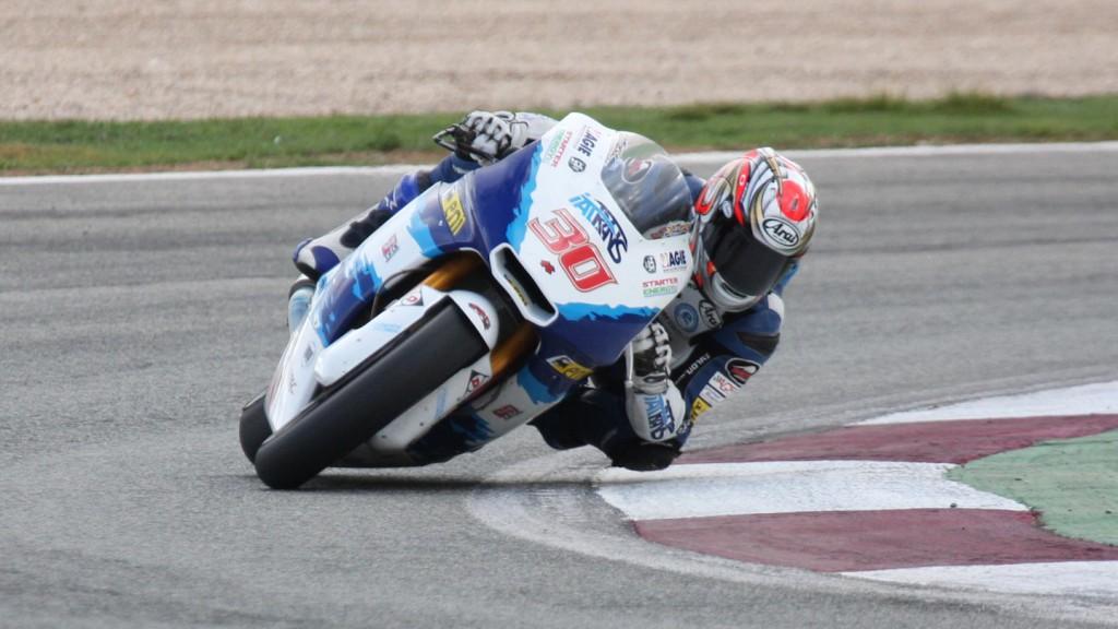 Takaaki Nakagami, Italtrans Racing Team, Albacete Test
