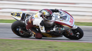 Mika Kallio, Marc VDS Racing Team, Albacete Test
