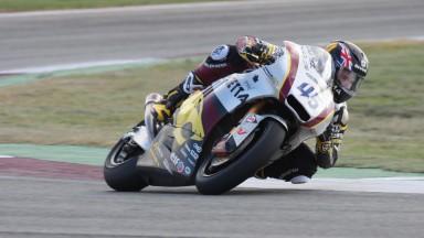 Scott Redding, Marc VDS Racing Team, Albacete Test