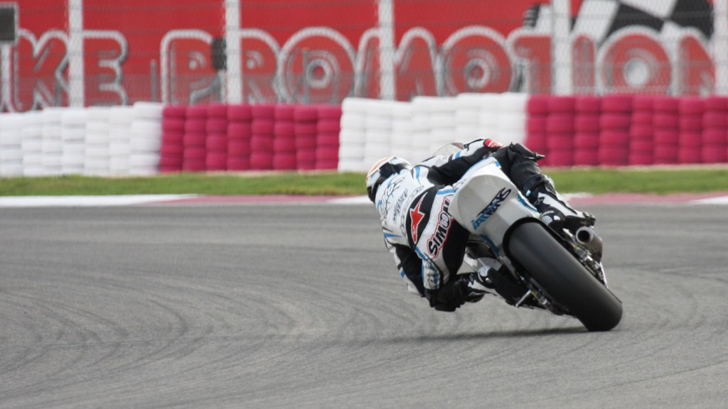 Julian Simon, Italtrans Racing Team, Albacete Test