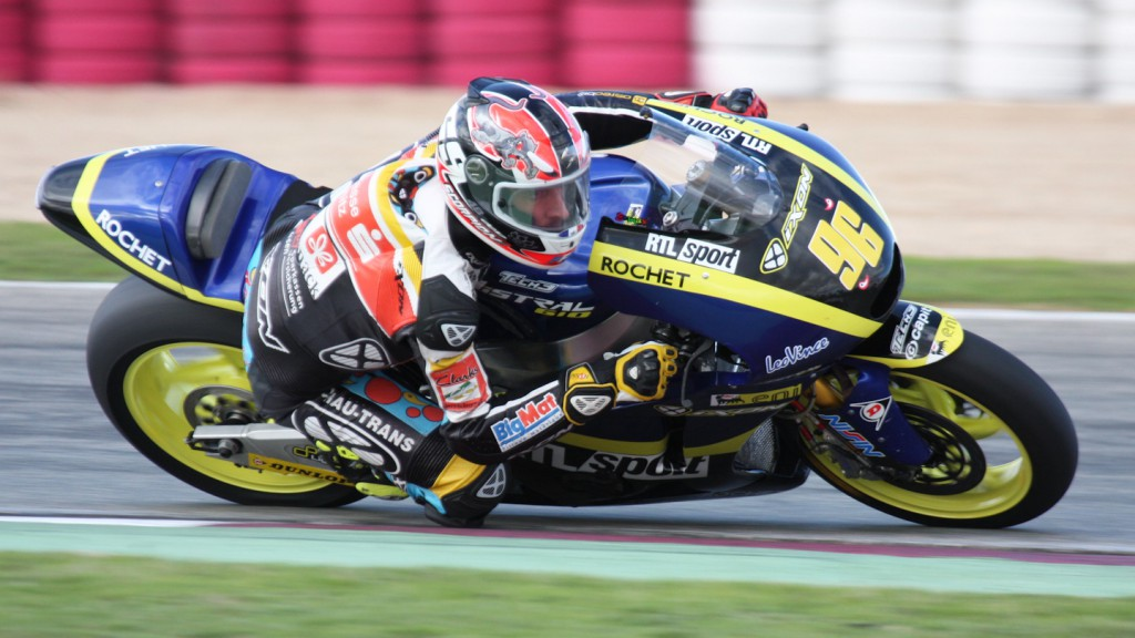 Louis Rossi, Tech 3 Racing, Albacete Test