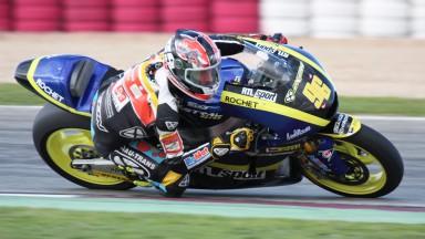 Louis Rossi, Tech 3 Racing, Albacete Test