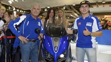 Jorge Lorenzo, Giacomo Agostini, Eicma, Milan
