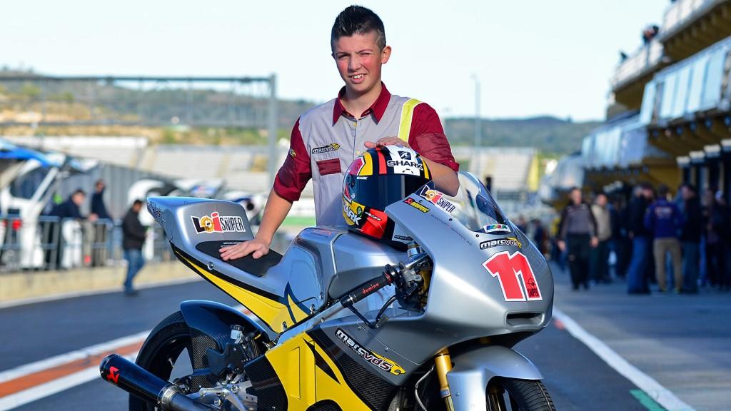 Livio Loi, Marc VDS Moto3
