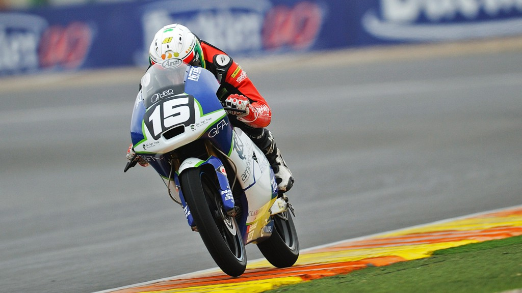 Brad Binder, Ambrogio Next Racing, CEV Valencia race