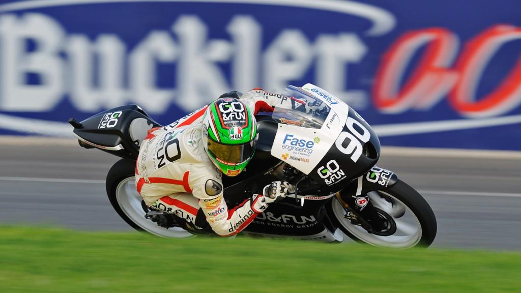 Niccolo Antonelli, Gresini Moto3, CEV Valencia RAC