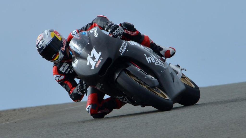 Sandro Cortese, Almeria Circuit