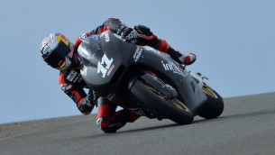 Cortese Almeria test day 1