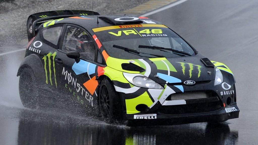 Valentino Rossi, Yamaha Factory Racing, Rally Monza